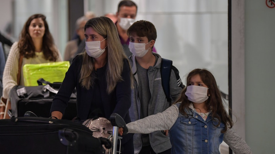 """The Surgeon General has urged Americans to stop buying face masks, noting that they are """"not effective in preventing [the] general public from catching [the] coronavirus."""""""