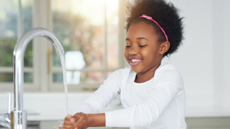 These 10 hand-washing songs for kids ensure they'll wash their hands for at least 20 seconds to ensure cleanliness.