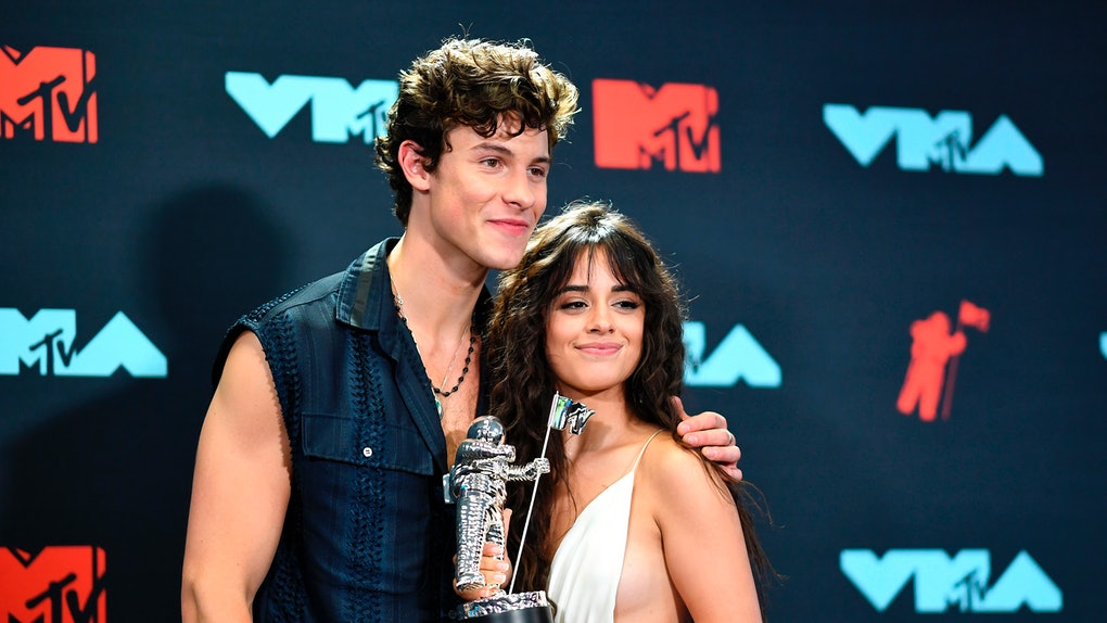 "Shawn Mendes & Camila Cabello's cover of Ed Sheeran's ""Kiss Me"" is the sweetest thing."