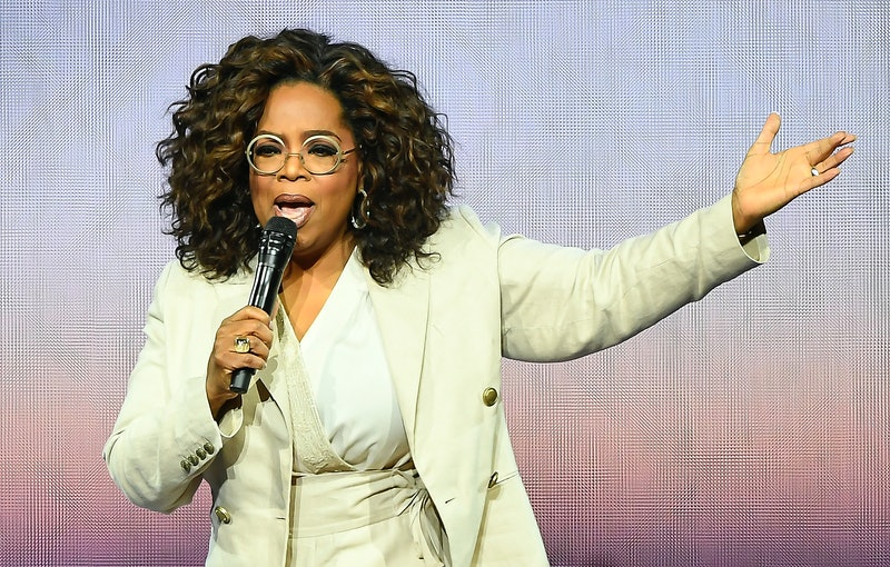Oprah Launches COVID-19 Series On Apple TV+ With Idris Elba Interview