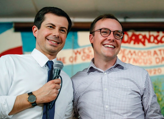 Chasten Buttigieg gives schedule tips for homeschool lessons on his Twitter page to help parents navigate distance learning.