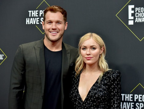 Cassie Randolph's Quarantine Video Shows Colton Underwood Is On The Mend