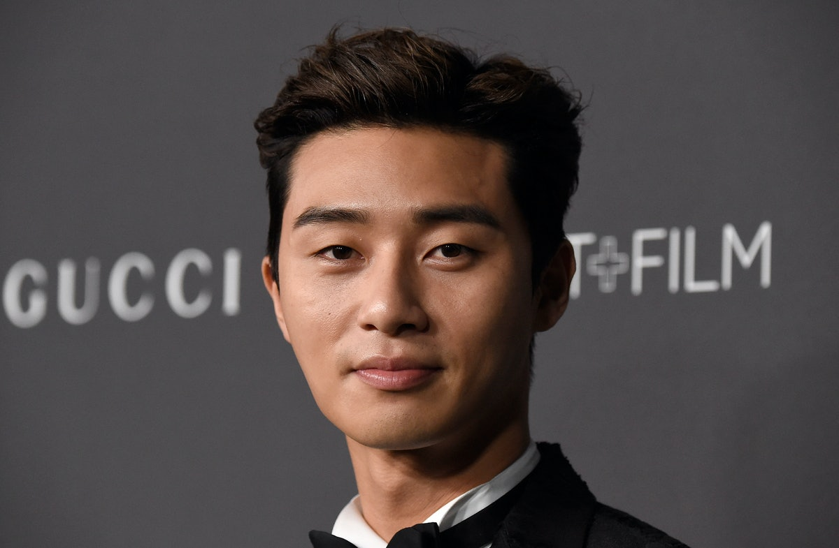 BTS' friends outside of the group include actor Park Seo Joon.