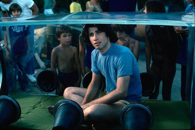 John Travolta in The Boy In The Plastic Bubble