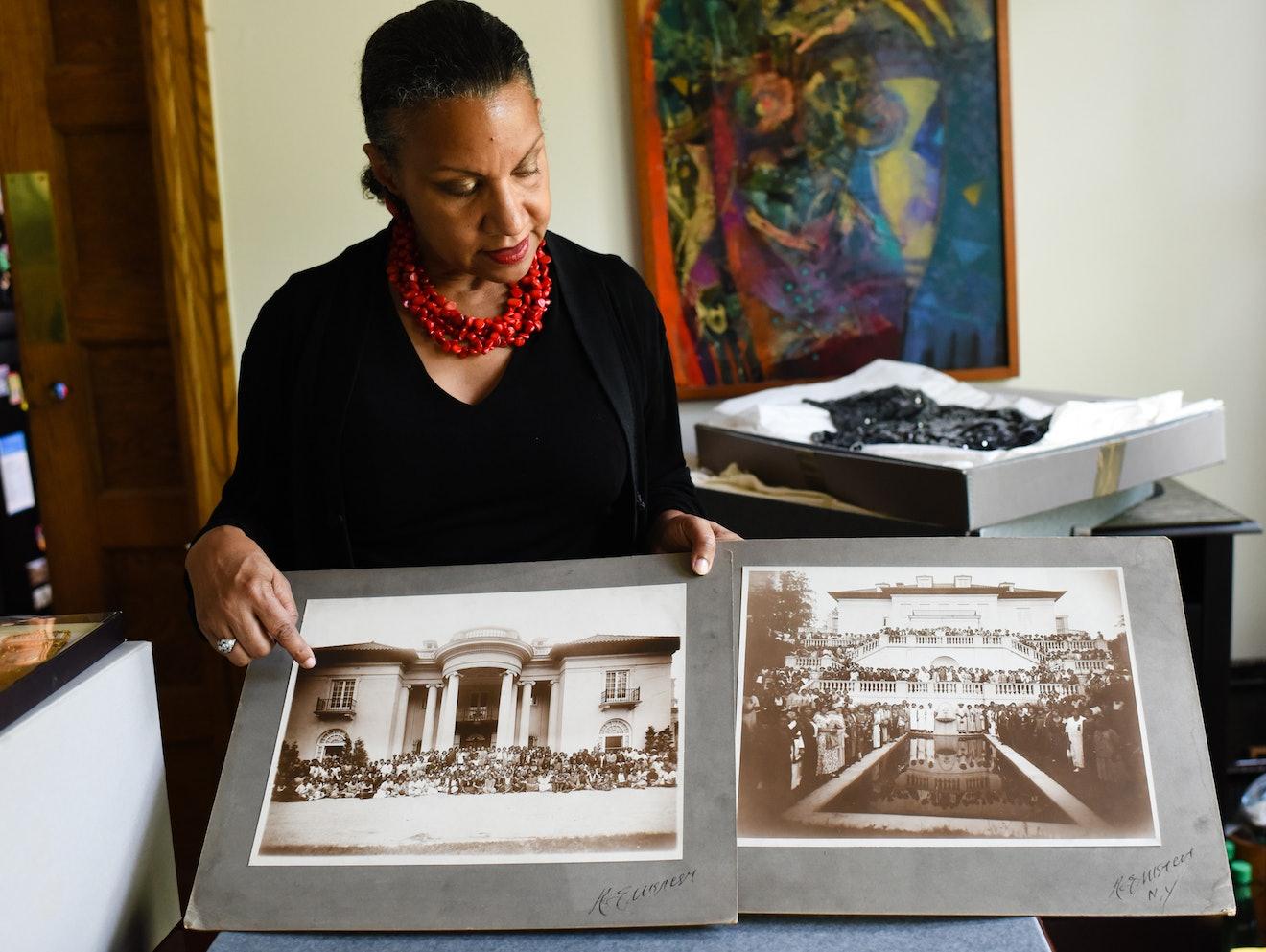 A'Lelia Bundles, the great-great granddaughter of Madam C.J. Walker.