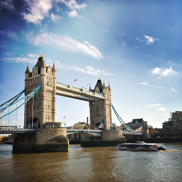 Take a virtual tour of the Tower of London, a zoo, or a museum.