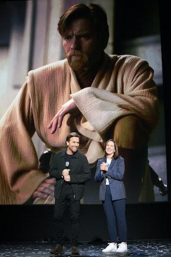 Obi-Wan Ewan McGregor Disney+