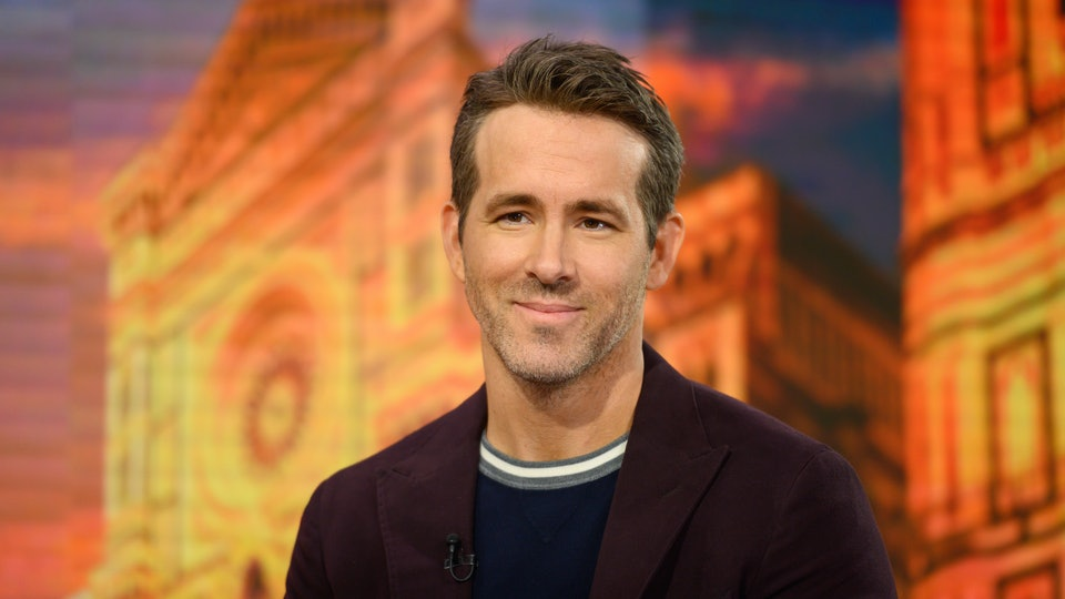 Ryan Reynolds is speaking out about the importance of staying home amid the coronavirus outbreak.