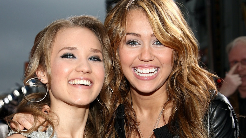 Miley Cyrus and Emily Osment's virtual 'Hannah Montana' reunion will make fans nostalgic.