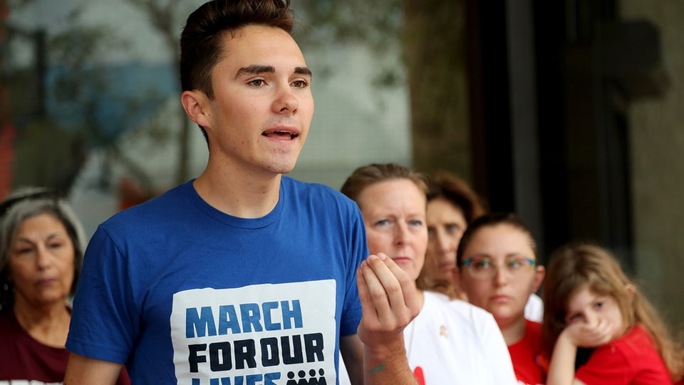 Amid a global health pandemic that has spurred calls to practice social distancing and avoid crowds, March For Our Lives is galvanizing young activists to fight gun violence through digital organizing.