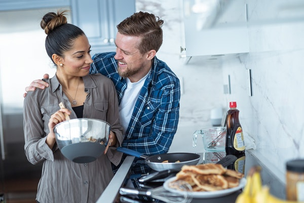 Planning a unique date night is one of the ways to cheer up your partner during the coronavirus outbreak