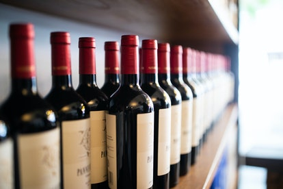 Some are avoiding liquor stores and using wine delivery services during the coronavirus outbreak.