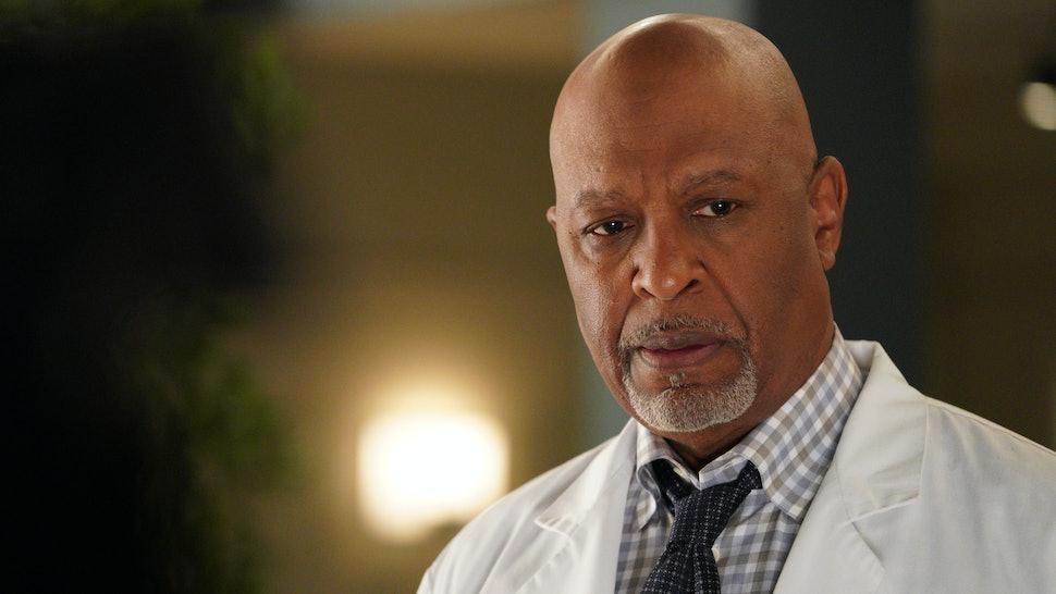 James Pickens Jr as Dr. Richard Webber on 'Grey's Anatomy'