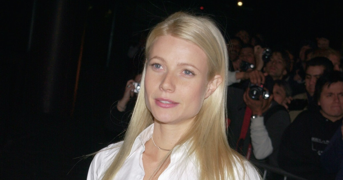 This Is Gwyneth Paltrow's Most Iconic Look To Date