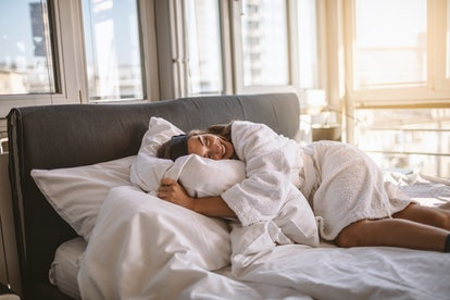 Aquarius is one of the zodiac signs who love sleeping alone