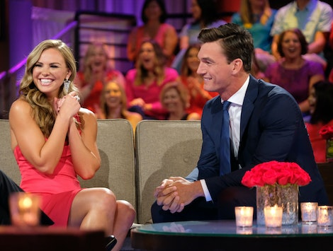 'The Bachelorette's Tyler Cameron addressed rumors he's dating Hannah Brown again