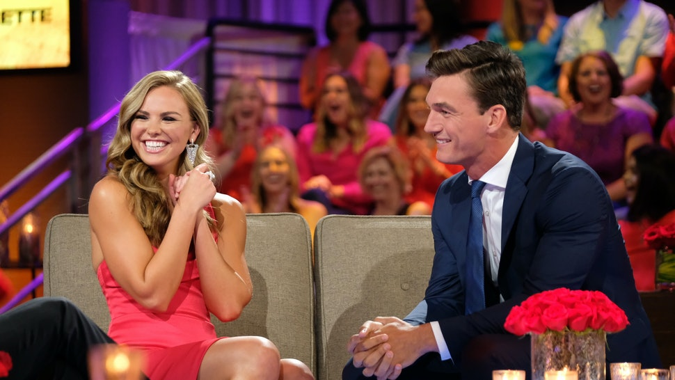 'The Bachelorette's Tyler Cameron addressed rumors he's dating Hannah Brown again