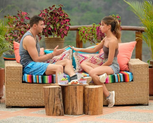 Blake Horstmann & Kristina Schulman on 'Bachelor in Paradise' Season 6