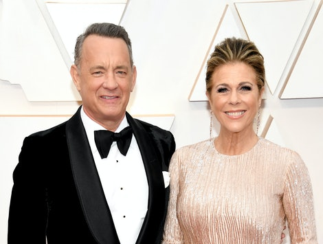 Tom Hanks and Rita Wilson have returned to L.A. after recovering from the coronavirus.