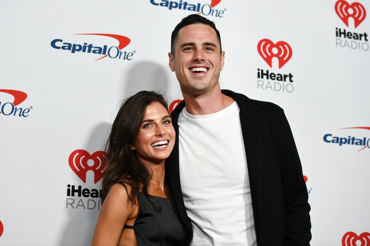'Bachelor' Ben Higgins Is Engaged to his girlfriend, Jessica Clarke.