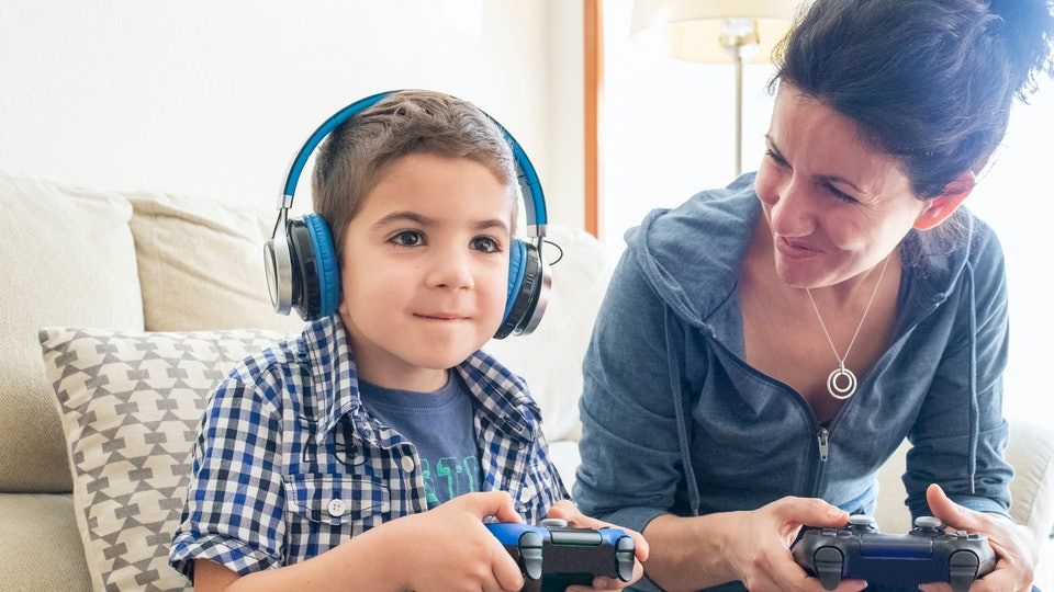 Experts say practicing problem-solving skills and concentration can be benefits of playing video games.
