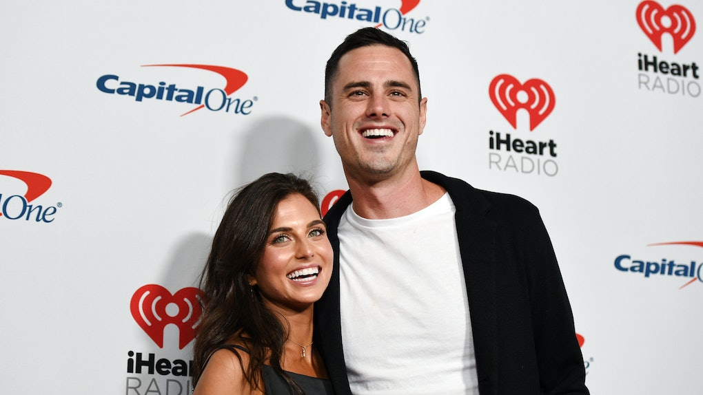 Jessica Clarke's engagement ring from Ben Higgins features two of the hottest trends for 2020.