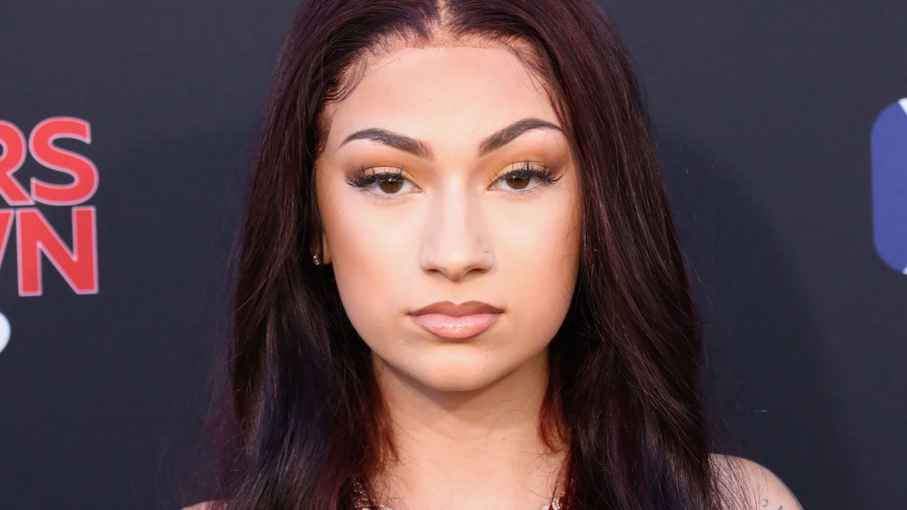 Bhad Bhabie hits the red carpet.