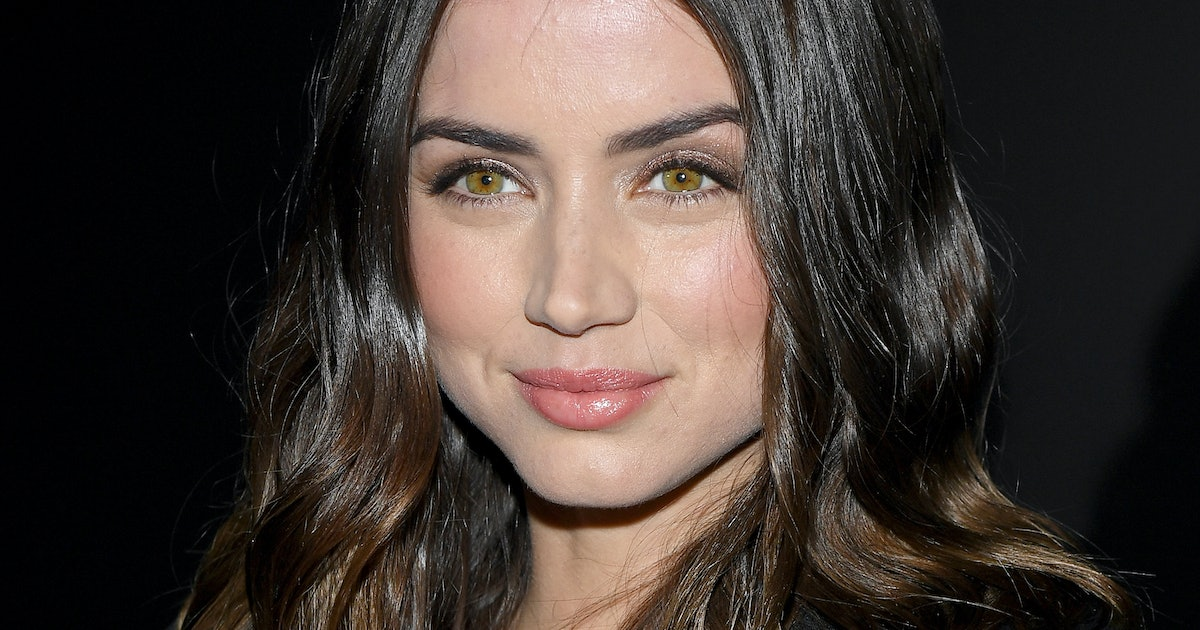 This Is The Two-Step Ana De Armas Outfit You'll Want To Recreate ASAP