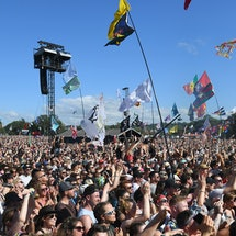 Glastonbury, the London Marathon and other sporting events could be affected by the UK's coronavirus outbreak