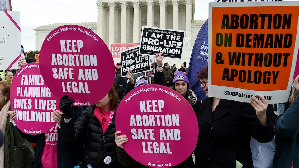 The Supreme Court is set to hear arguments in the first major abortion access case it will tackle under the Trump administration on Wednesday.
