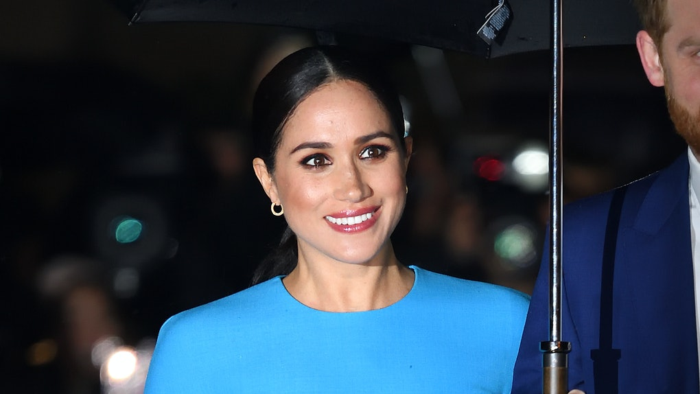 A Picture From Meghan Markle's First Royal Event Since Stepping Back As A Senior Royal