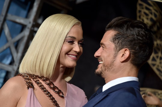 The story about how Katy Perry & Orlando Bloom met is a wild tale of hamburger stealing.