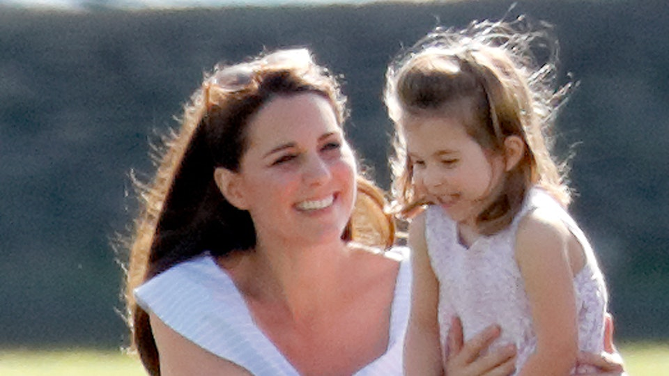 Princess Charlotte has apparently picked up a new hobby recently.