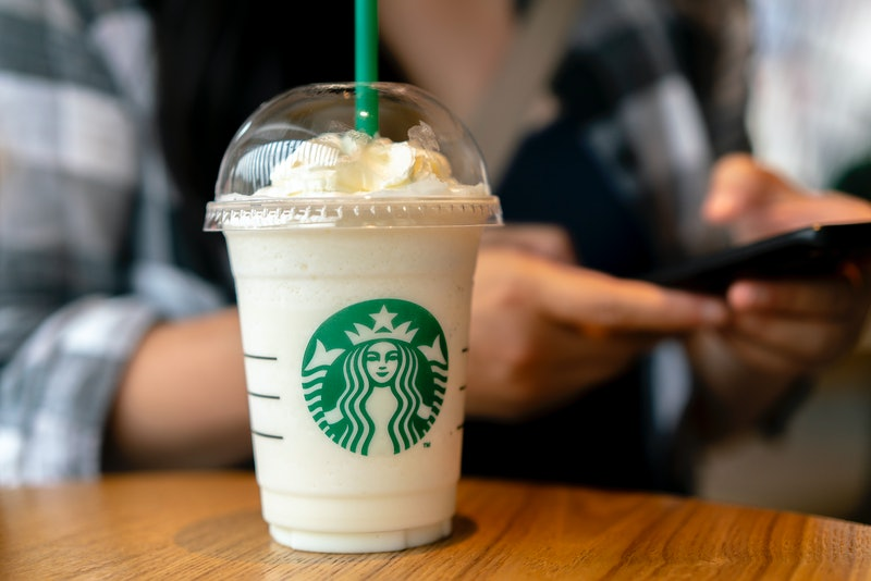 Starbucks Temporarily Banned Personal Cups Due To Coronavirus Concerns