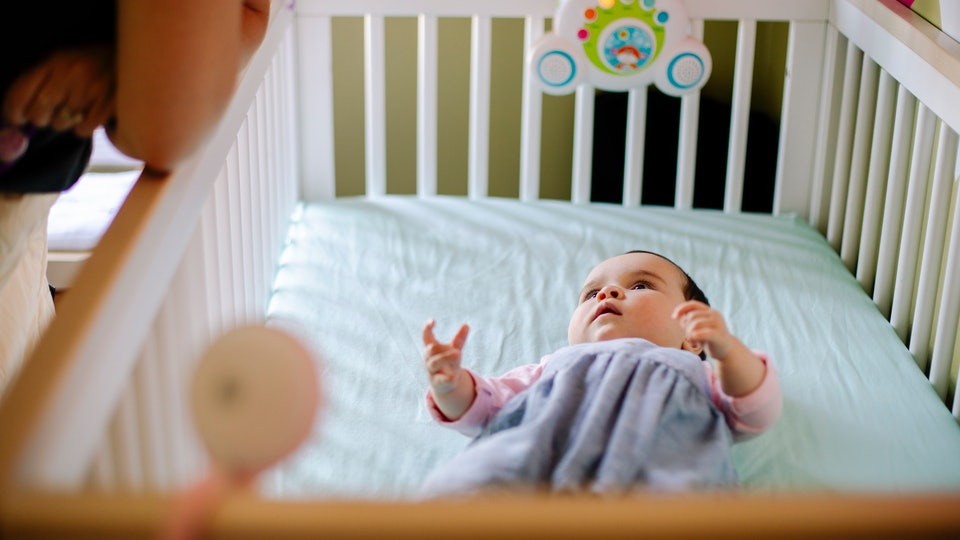 Music can help babies fall asleep, but it's not a cure-all for sleep, experts say.