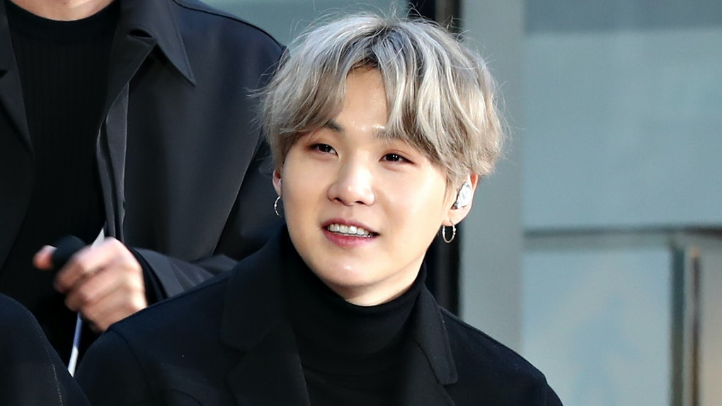 Bts Tweets For Suga S 27th Birthday Include Some Adorable Candid Videos