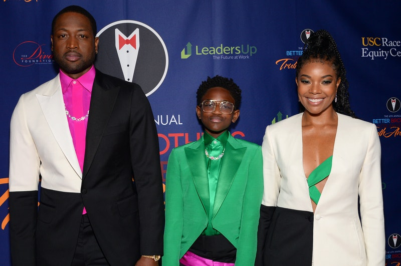 Dwyane Wade Celebrated Zaya's Red Carpet Debut With A Proud IG Post