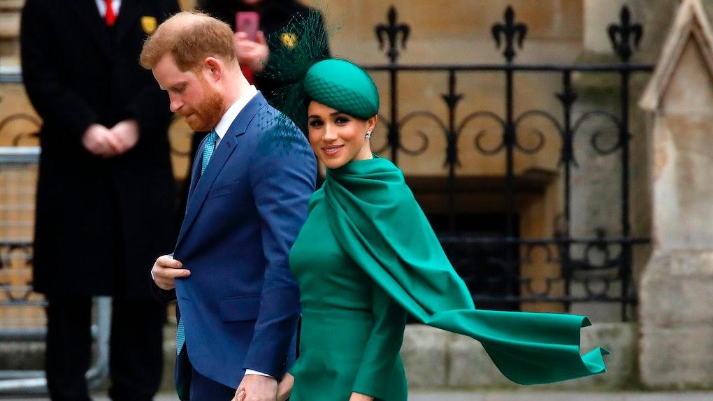 Prince Harry & Meghan Markle's last royal appearance was so beautiful.