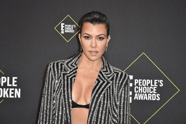 Kourtney Kardashian Unapologetically Talked About Kissing Her Kids On The Lips