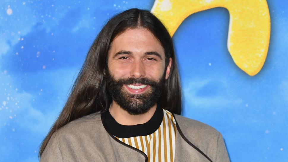Queer Eye's Jonathan Van Ness advised against cutting your own hair while in self-isolation.
