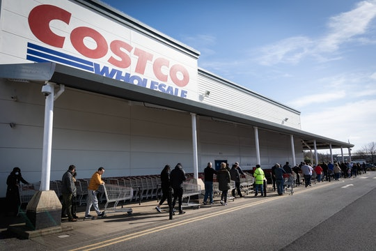 Costco announced that a new membership policy will be put in place starting Friday, April 3 due to coronavirus containment efforts.