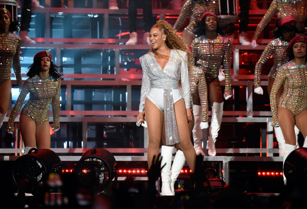 You can get a Zoom video background of Beyoncé's Coachella performance.