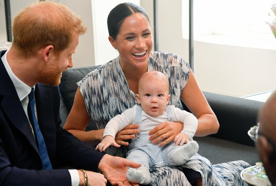 Meghan Markle and Prince Harry are reportedly letting baby Archie have some virtual playdates.