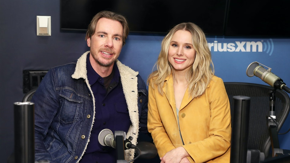 Dax Shepard and Kristen Bell are struggling with quarantine like the rest of us.