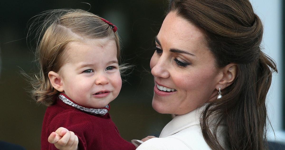 25 Royally Adorable Baby Photos Of Princess Charlotte