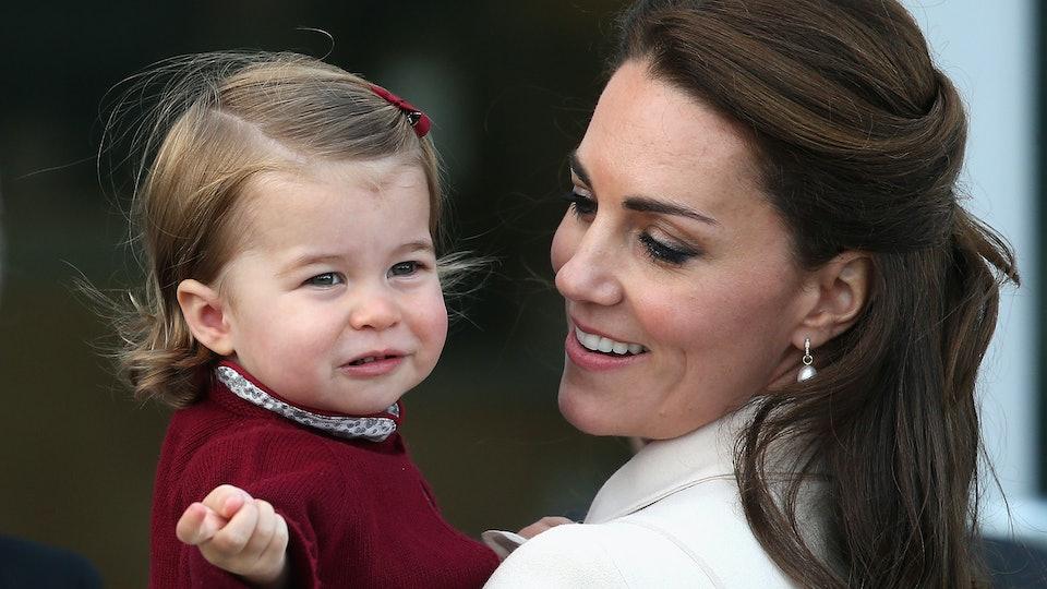 Princess Charlotte's baby photos are royally cute
