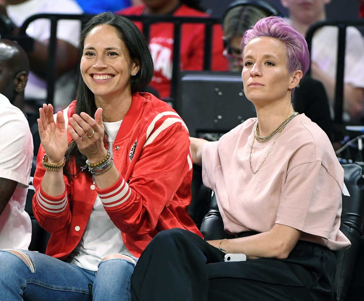 Sue Bird is a household name in the WNBA.