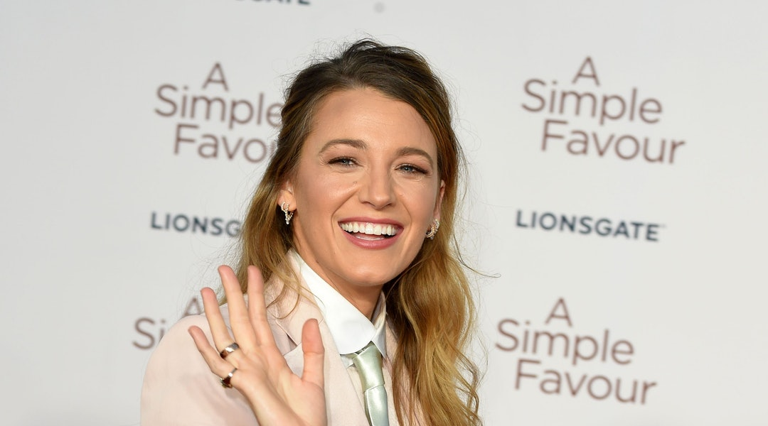 Blake Lively's favorite nail polish colors often match her outfits