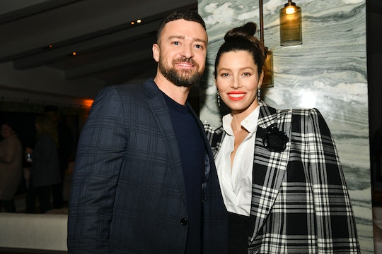 """Justin Timberlake is getting backlash for saying """"24-hour parenting is just not human"""" during the coronavirus pandemic."""