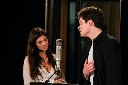 Jamie & Ryan on 'Bachelor: Listen To Your Heart'